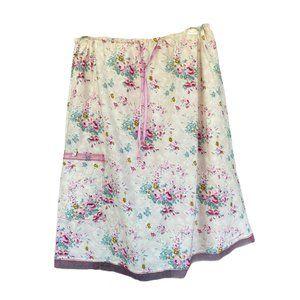 J. Jill Floral Skirt